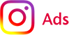 Online advertising expertise includes Instagram advertising