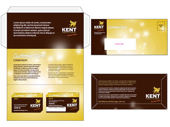Gallup Kent Storage case study ran successful direct mail (DM) campaigns